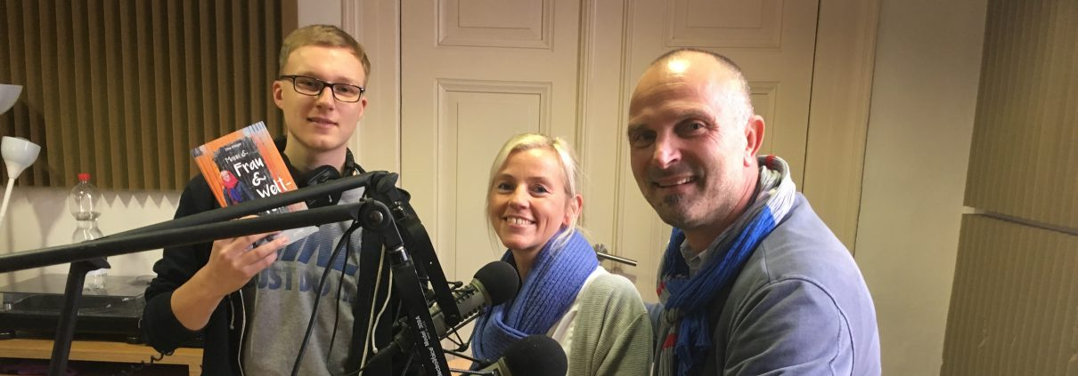 Radio Lotte Interview mit Ede & Sten